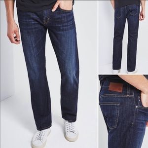 AG The Protege Straight Leg Jeans 38x34 NWT